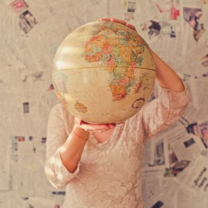 Globe Head by Slava Bowman on Unsplash cropped